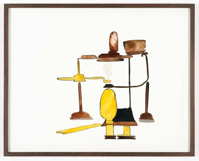 , 'Medal Ride (Compresseur de Poitrine),' 2014, Grieder Contemporary