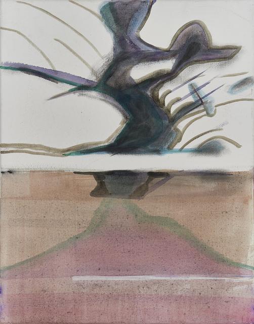 , 'Peering,' 2017, ONE AND J. Gallery