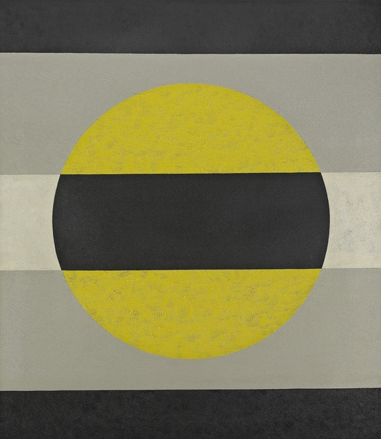 Charles Green Shaw, 'A Loud Day Dawns', ca. 1969, Painting, Oil on canvas, Vallarino Fine Art