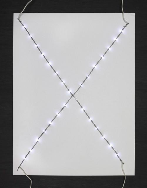 , 'Electro-graph #40,' 2016, Damiani
