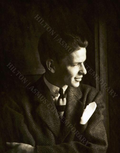 , 'Frank Sinatra - Looking out,' ca. 1940, Hilton Asmus