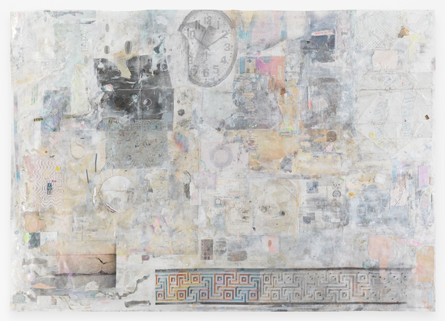 , 'The city of lists,' 2019, James Cohan