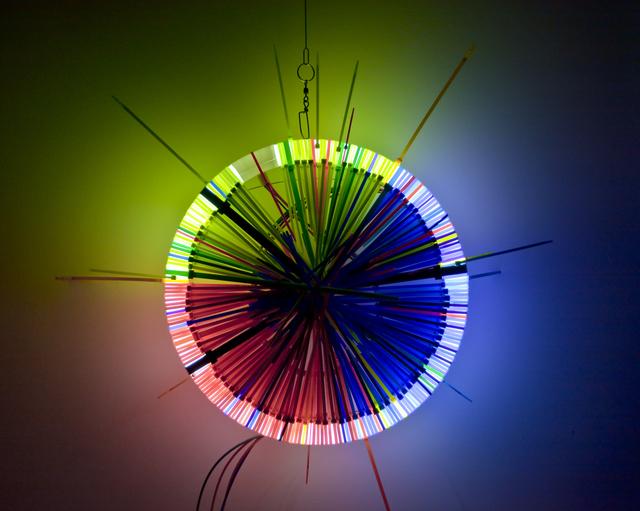 , 'RGB,' 2018, LatchKey Gallery