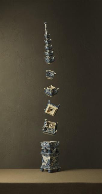 , 'Flower Pyramid,' 2015, SmithDavidson Gallery