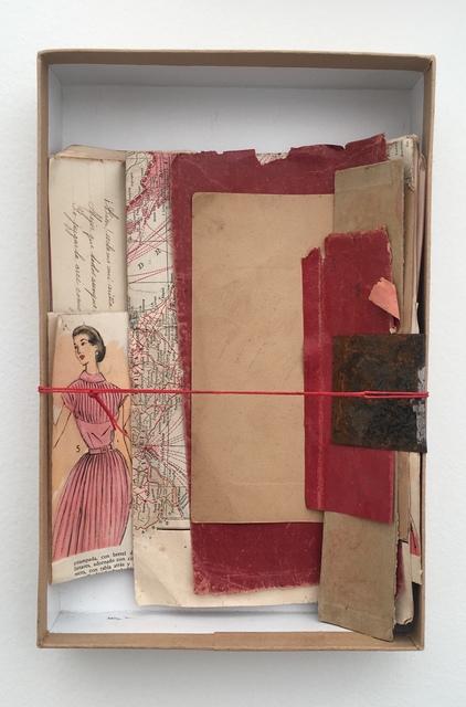 , 'De la serie  Papel y Hilo,' 2017, Piero Atchugarry Gallery