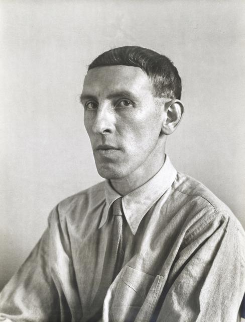 , 'Painter (Heinrich Hoerle),' 1928, Galerie Julian Sander