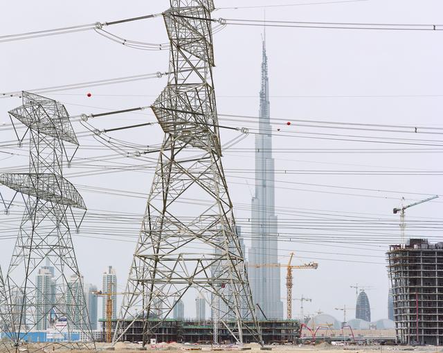 , 'Dubai Skyline,' 2009, Christopher Grimes Gallery