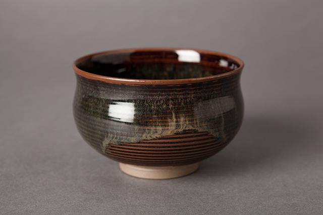 , 'Tea bowl (chawan), ame glaze,' , Pucker Gallery