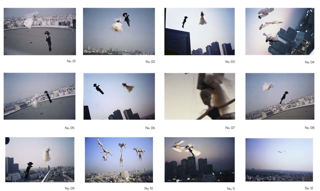 Zheng Guogu, 'Tokyo Sky Stories', 1998, Eli Klein Gallery