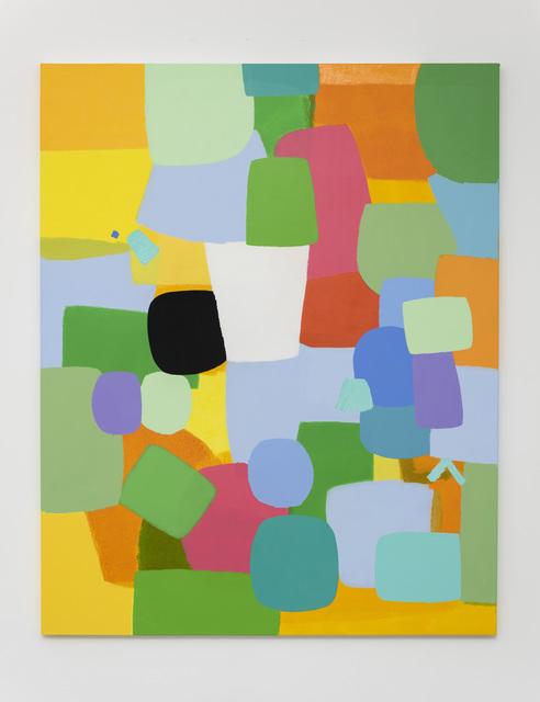 , 'Fluxo sonoro,' 2018, Galeria Luisa Strina