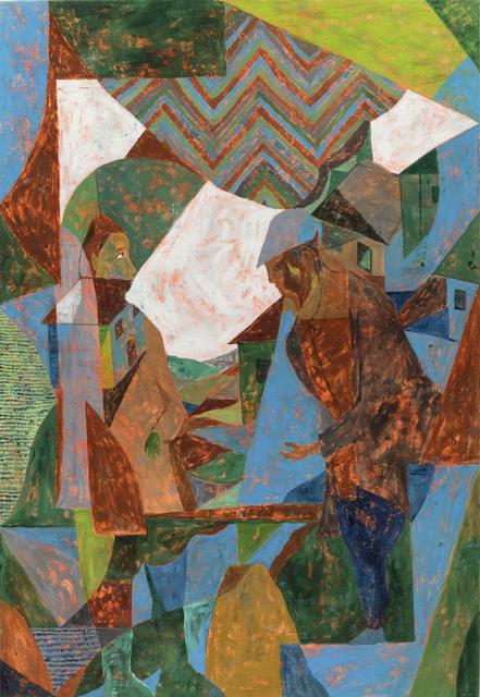 , 'A Timely Apology,' 2018, Galerie EIGEN + ART