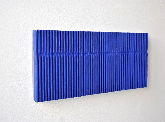 Tineke Porck, 'Blue Lining', 2019, O-68