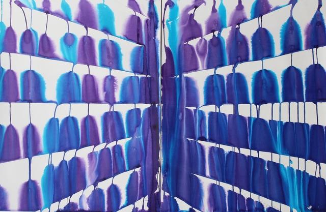, 'Perspectiva (diptych),' 2014, Artemisa Gallery