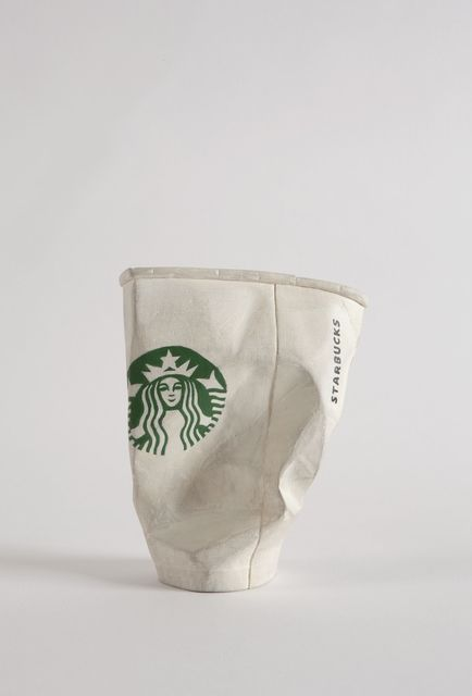 , 'Starbucks Cup #1,' 2016, 303 Gallery