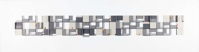 , '(2,3,5) x 5 Rotations,' 2013, Charles Nodrum Gallery
