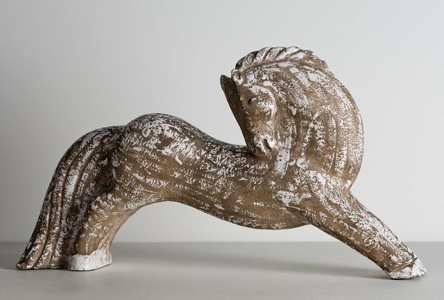, 'Rare Horse Sculpture,' ca. 1930, Maison Gerard