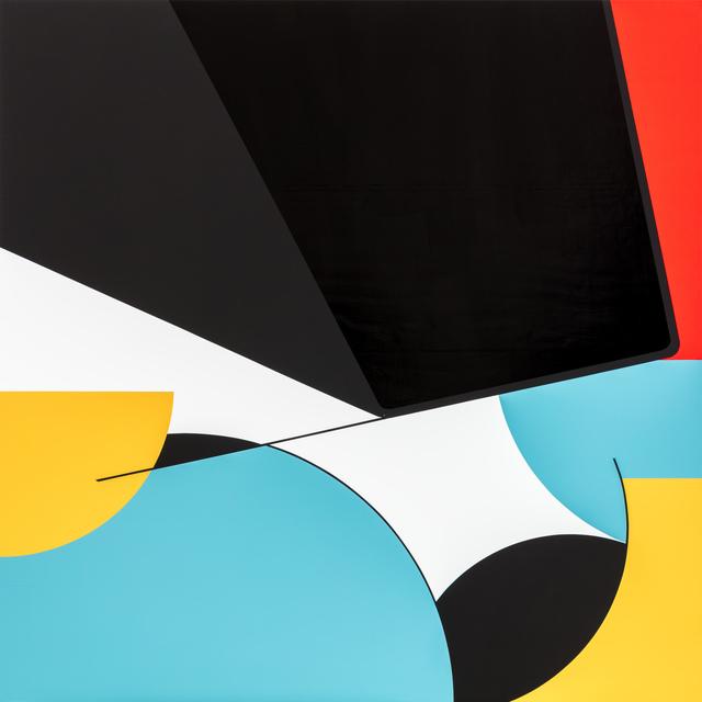 , 'Colour & Form LXXI,' 2018, Stevenson