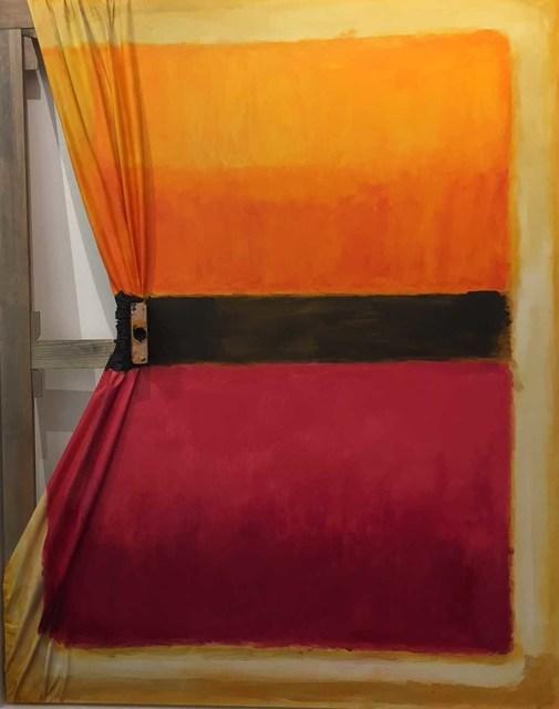 , 'Brosse Arretee avec la Main de Rothko,' , Galerie Vivendi