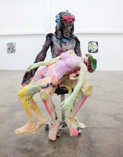 , 'Pieta,' 2017, Marc Straus
