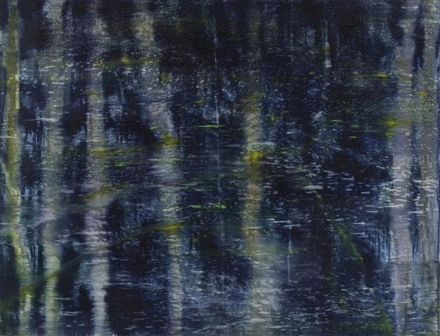 , 'Dark Water Painting 2,' 2011, DANESE/COREY