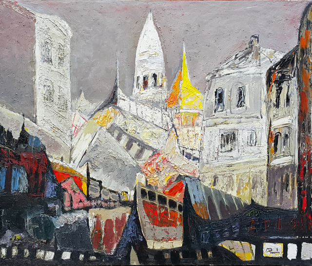 , 'Paris Impression,' 2008, Yesong Gallery