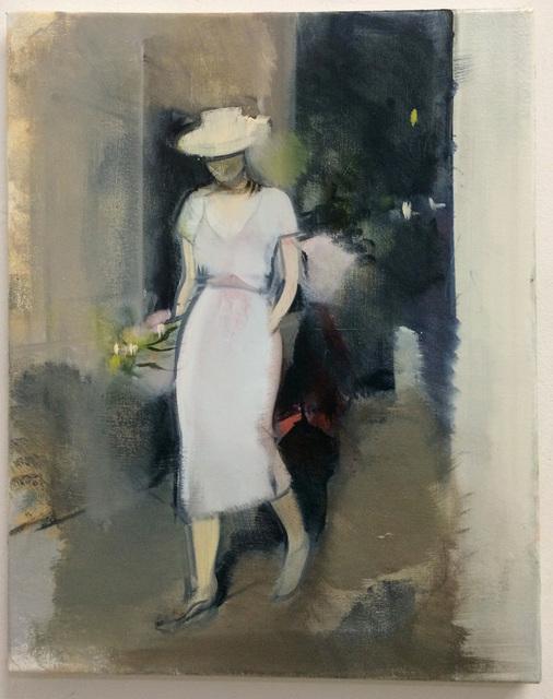 , 'Woman Walking,' 2015, Zolla/Lieberman Gallery