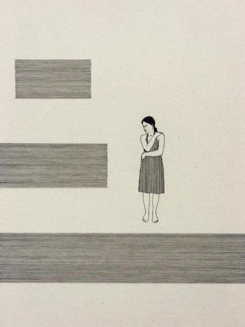 """, 'Série """"nós"""" (4),' 2016, Gabinete de Arte k2o"""