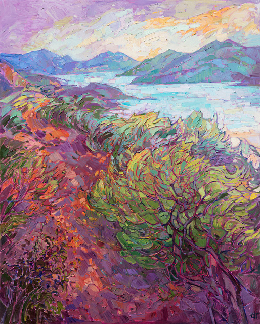 , 'Summer Dawn,' 2017, The Erin Hanson Gallery