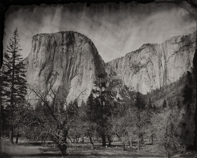 , 'El Capitan and Waterfall,' 2016, Modern West Fine Art