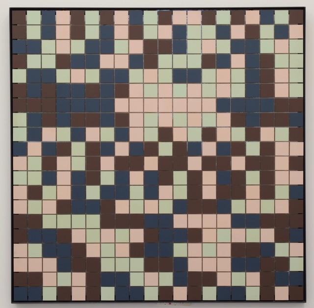 , 'Traces of Order: t2801.6 a 1/dec/9',' 1994, Borzo Gallery