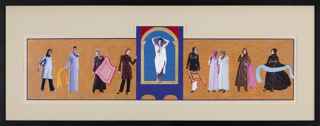 , 'ÖRTÜNME TÖRENİ / VEILING CEREMONY,' 2011, RAMPA