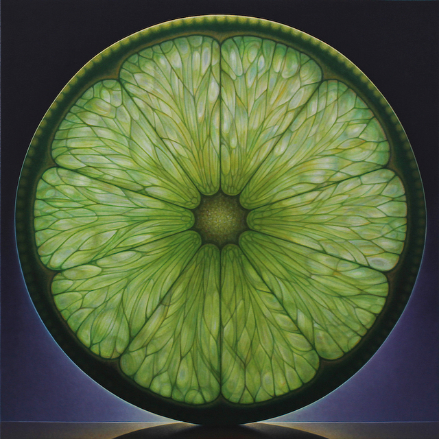 Dennis Wojtkiewicz, 'Rosette series #36', ca. 2020, Painting, Oil on canvas, Plus One Gallery