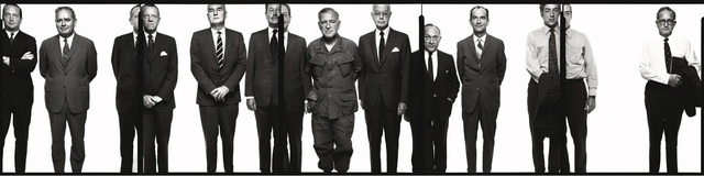 Richard Avedon, 'The Mission Council', 1971, Pace/MacGill Gallery