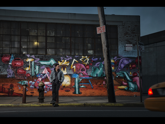 , 'Dmote (Australia), Brooklyn,' 2012, Subliminal Projects