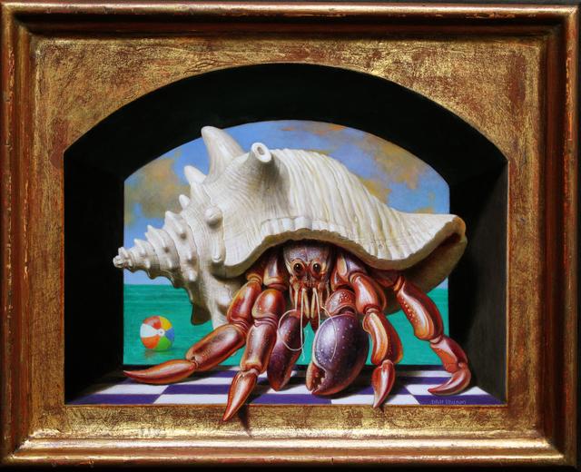 , 'Beach House,' 2014, Gallery Henoch