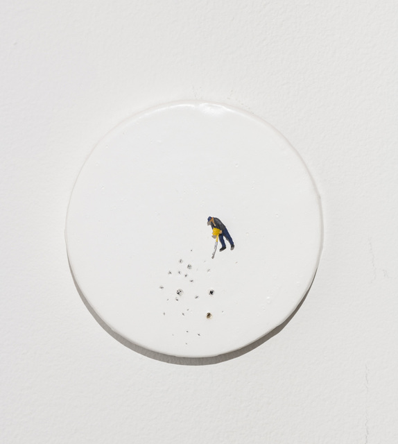 , 'The Task,' 2011, Carrie Secrist Gallery
