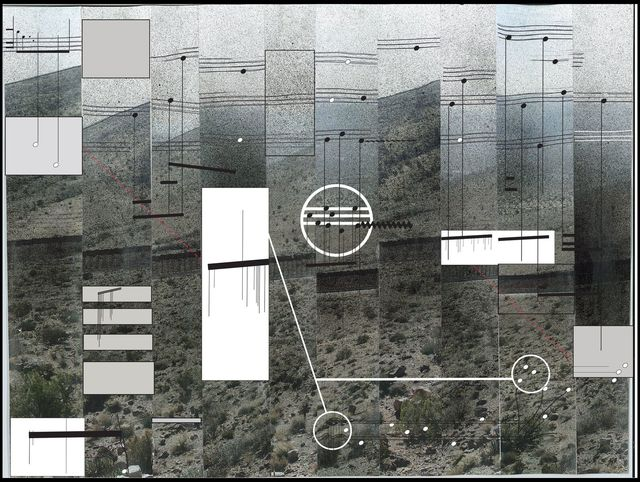 , 'Fragmented Surveillance/Vigilancia fragmentada,' 2014, Crystal Bridges Museum of American Art