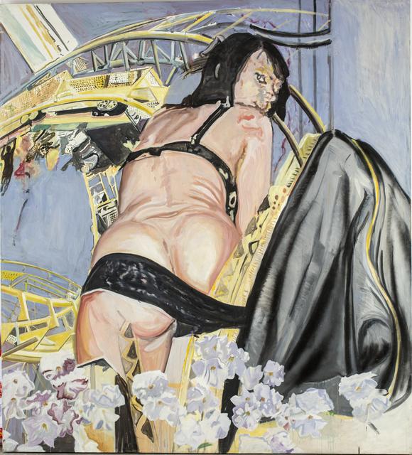 , 'Mens Ruin,' 2013, Meem Gallery