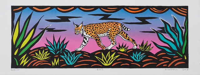 Billy Hassell, 'Bobcat', 2019, Conduit Gallery