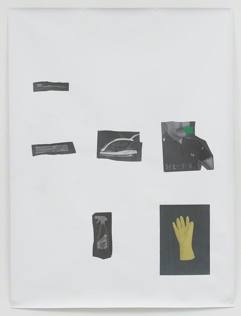 Henrik Olesen, 'Untitled,' 2013, Galerie Buchholz