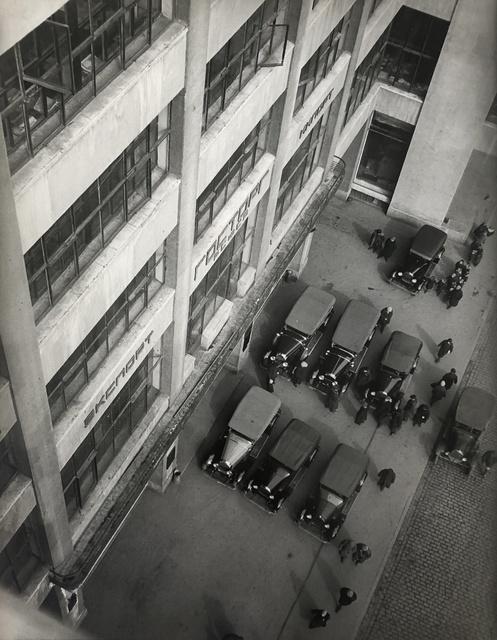 , 'First Soviet Cars for Export,' 1932, Atlas Gallery