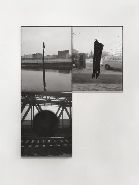 , '3-part Waffenruhe,' , Galerie Nordenhake