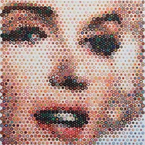 , 'Marilyn,' 2013, SmithDavidson Gallery