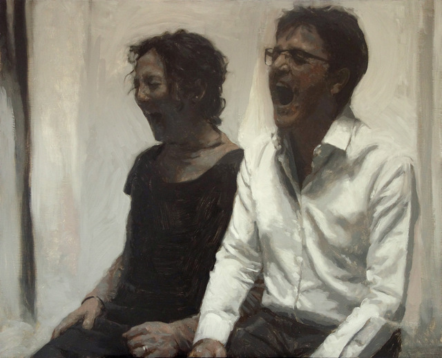 , 'Shout ,' 2017, KIRK Gallery