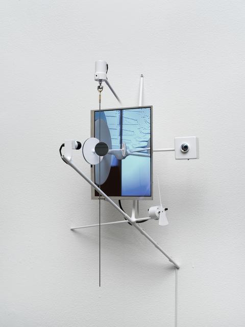 , 'Vision Machine #8,' 2016, bitforms gallery
