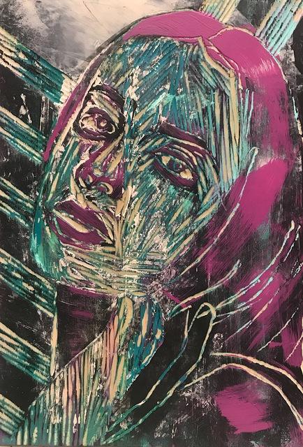 Katya Zvereva, 'Liliane', 2019, The Untitled Space