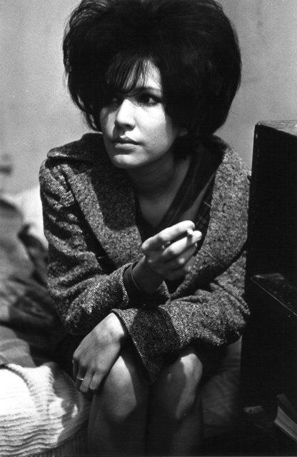 , 'Untitled (woman smoking) from Tulsa,' 1963, Elizabeth Houston Gallery