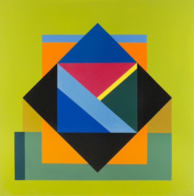 , 'Sans titre,' 1976, La Patinoire Royale / Galerie Valerie Bach