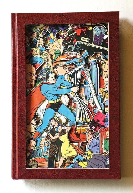 , 'Superman...!,' 2018, Jonathan Ferrara Gallery