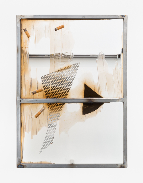 , 'Chutes,' 2015, Mendes Wood DM